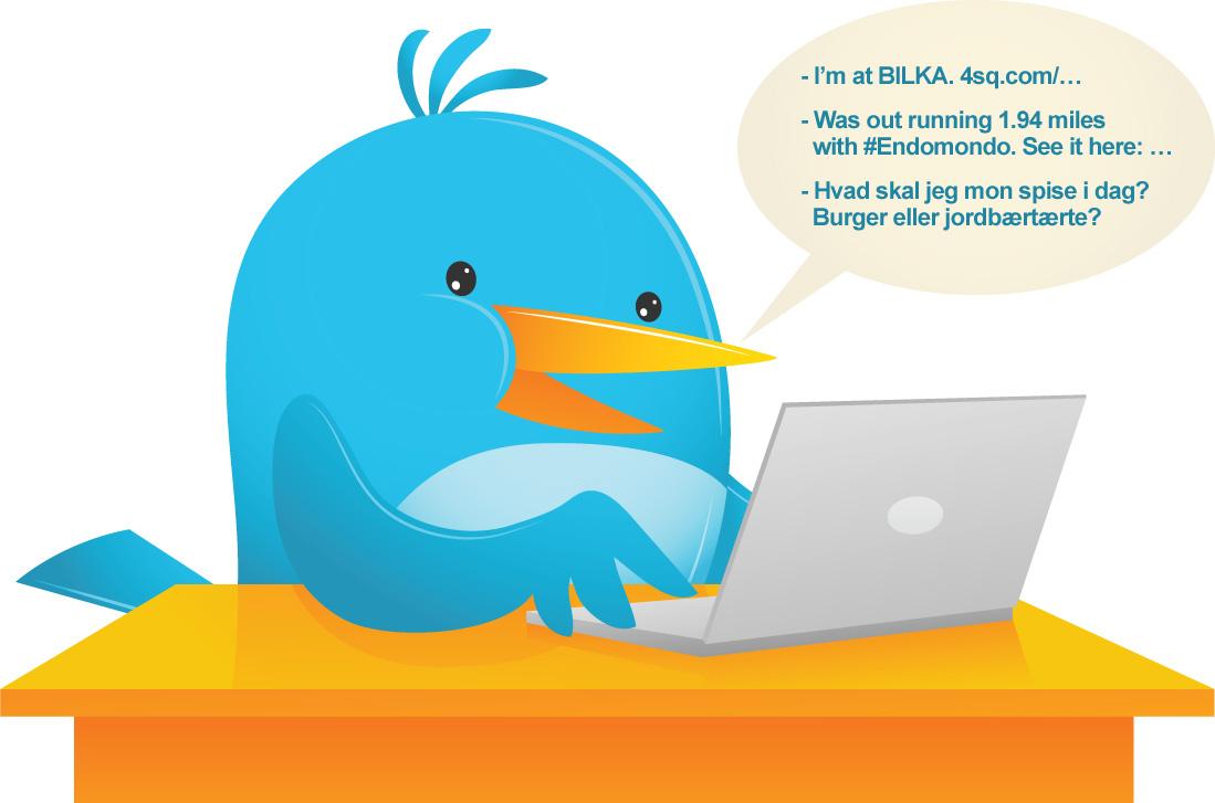 bfd5a53c74a1 Sådan skal du IKKE bruge Twitter. Har du dine Twitter followers kær ...