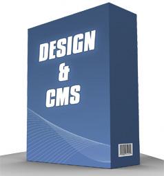 Pakke 2: Nyt design og CMS
